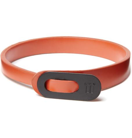 BalenciagaLeather Bracelet MR PORTER