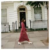 dress,red dress