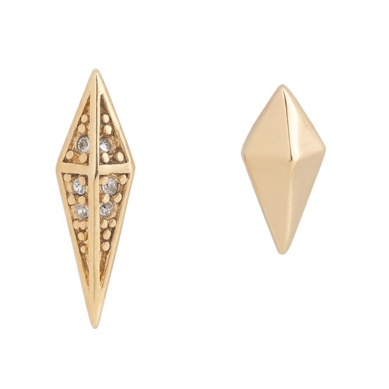Caroline Néron Earrings Losange