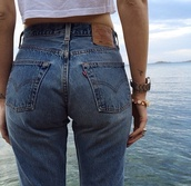 jeans,high jeans,high waisted jeans,levi's
