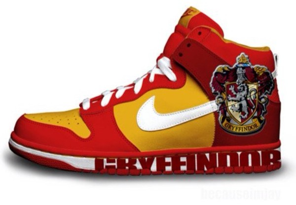 shoes nike harry potter