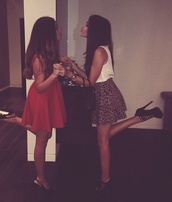 shoes,madison beer,pretty,heels,skirt