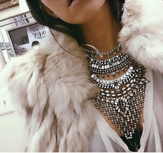 jewels necklace bright classy