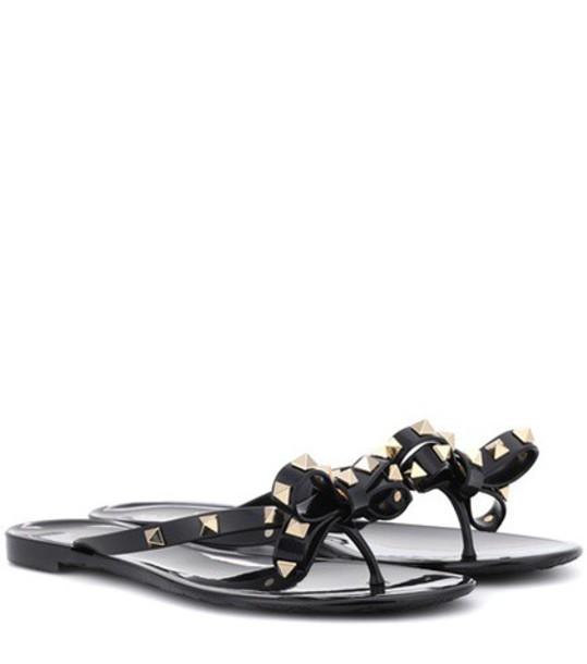 Valentino black shoes