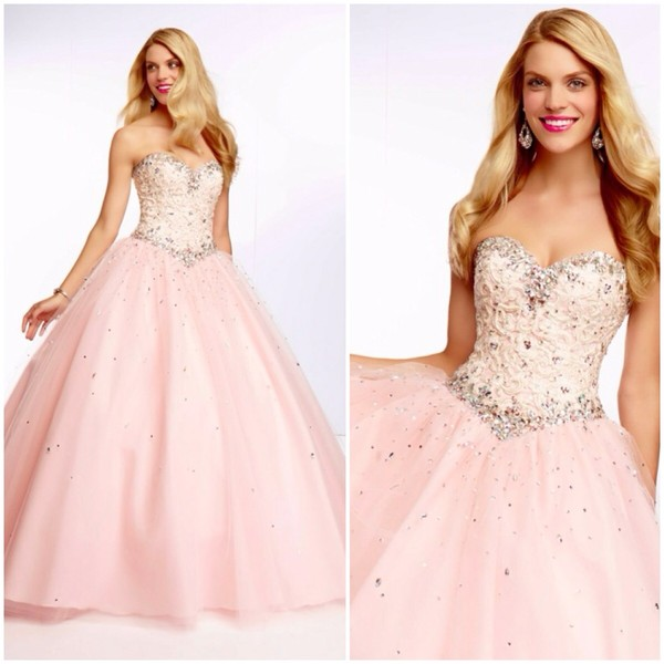 dress pink pink dress prom dress long prom dress paparazzi light pink