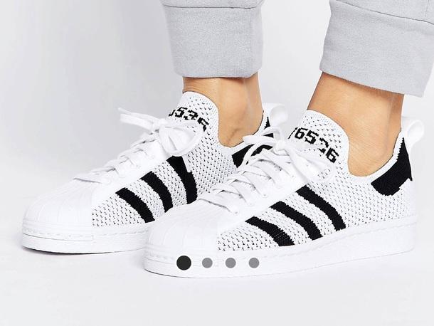 shoes adidas primeknit superstar