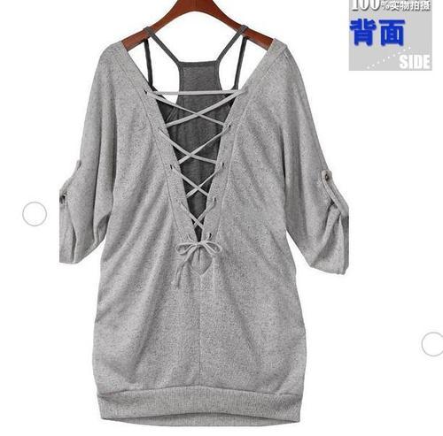 High quality womens short sleeve cotton 2 pics Tops & vest plus size 12-24 | Amazing Shoes UK