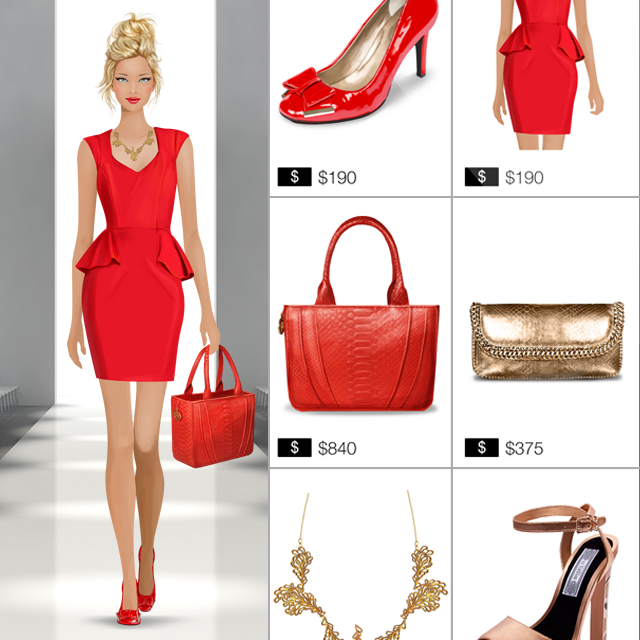 Covet fashion the game for fashion inspiration style with designer brands shop style win Fashion style games online