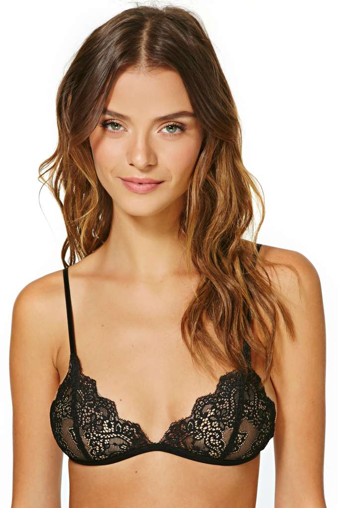Nasty Gal Lilah Bralette | Shop Lingerie at Nasty Gal