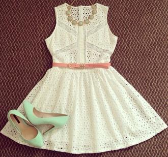 cut-out dress lace dress style
