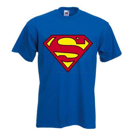 superman logo T Shirt Size S,M,L,XL,2XL,3XL