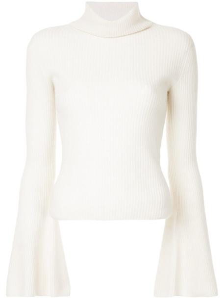 Aula jumper women white sweater