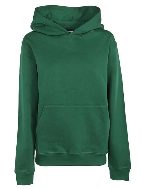 MSGM hoodie print sweater