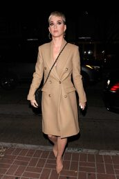 coat,camel coat,camel,katy perry,fall outfits