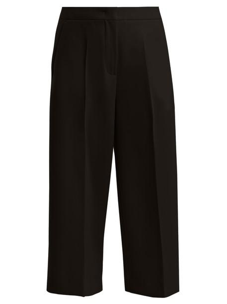 Max Mara Studio culottes black pants