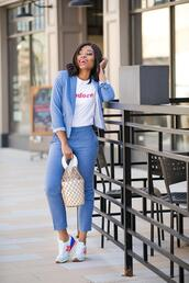 jadore-fashion,blogger,pants,jacket,t-shirt,shoes,bag