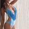 Aliexpress.com : buy 2017 sexy bikini fringe one piece swimsuit tassel deep v cut out backless swimwear women bikini bathing suit female beachwear from reliable suits you sexy swimwear suppliers on misshow swimwear store