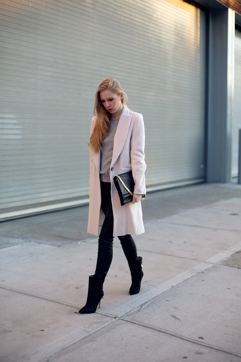 Ivory coat | Fashion Squad