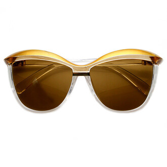sunglasses eyewear flyjane cat eye retro retro sunglasses