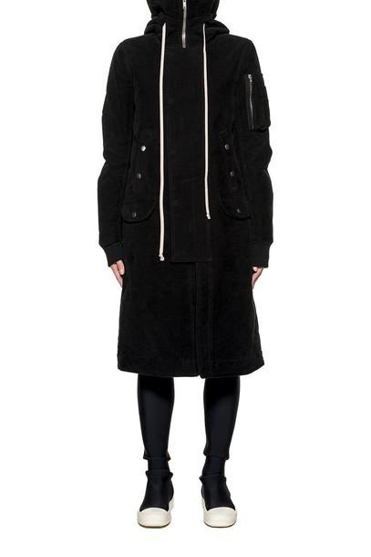 DRKSHDW coat black