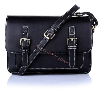Aliexpress.com : Buy Women Messenger Bags Ladies Shoulder Bag Cow Split Leather Black OFS from Reliable leather mens bag suppliers on Super Saler Store