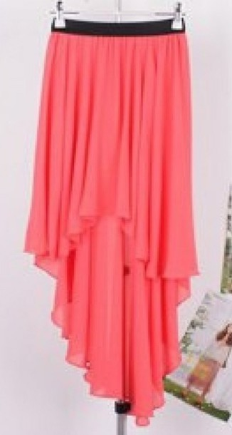 skirt pink long sleeves