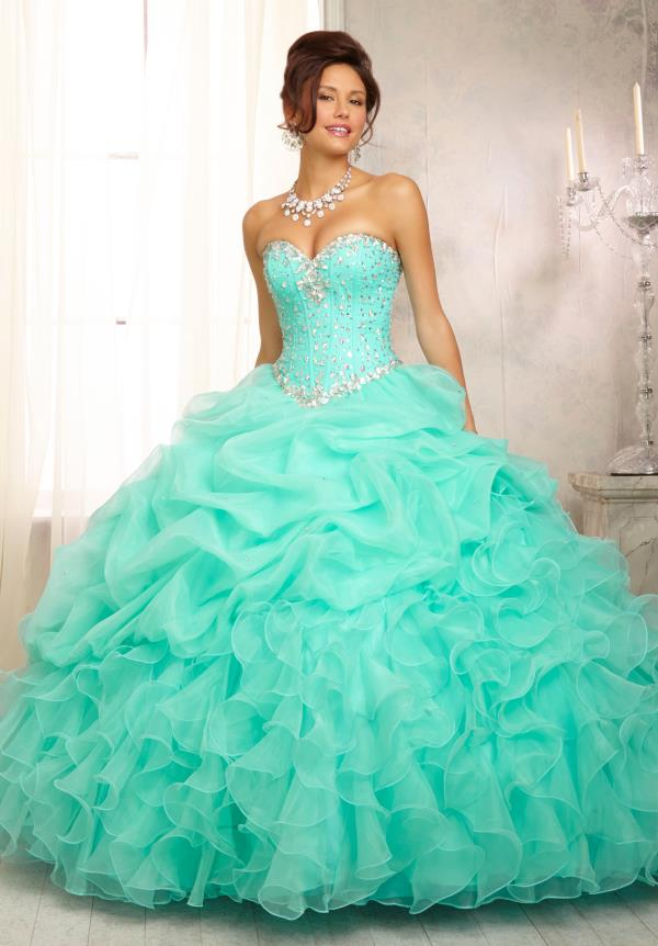Hot Quinceanera Dresses Party Prom Dress Ball Gown Bridal Gowns A Line Custom | eBay