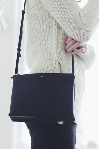 bag purse black