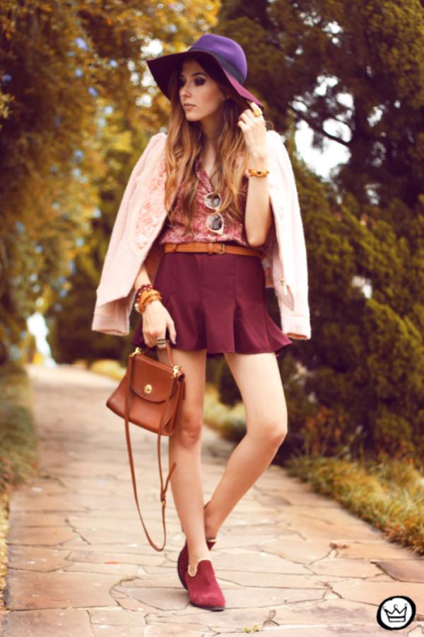 fashion coolture shirt coat skirt bag hat