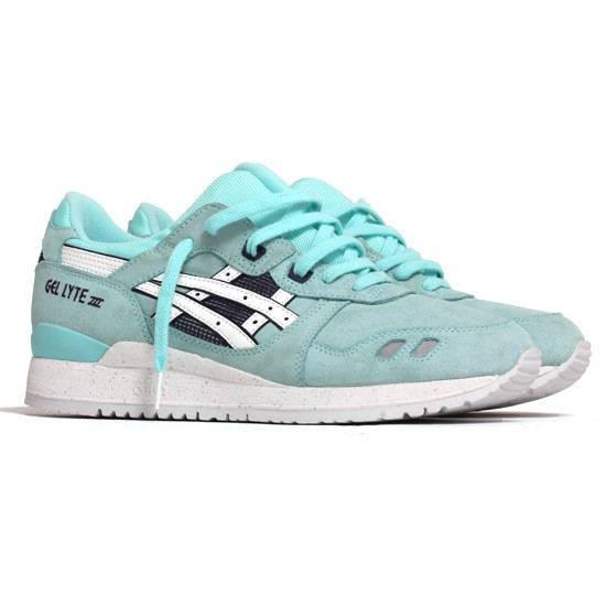 Lyte iii sneakers blue tint / white