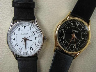 silver belt arabic arabic style leather watches watch gold