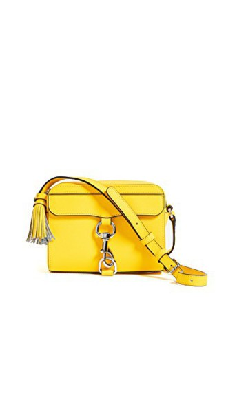 Rebecca Minkoff bag yellow