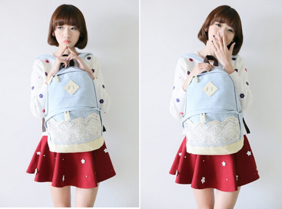 bag backpack for school school bag for girl backpack kawaii cute
