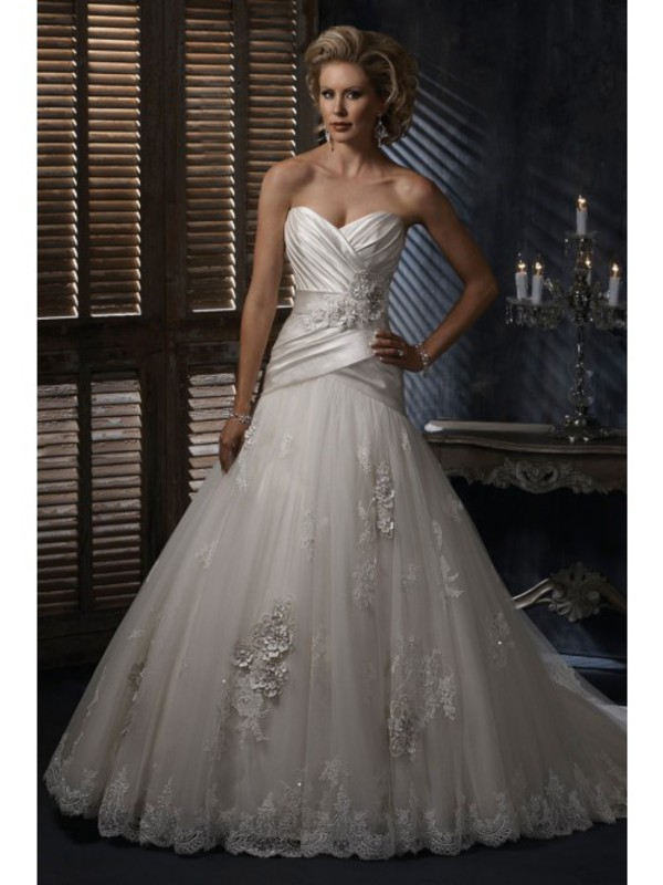 Dress wedding clothes robe de mariee wheretoget for Oxiclean wedding dress