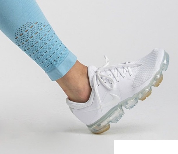 shoes nike shoes white air max nike trendy trainers