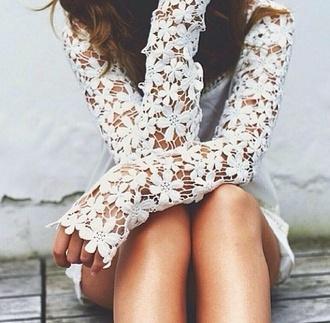 dress cute hipster brunette wear