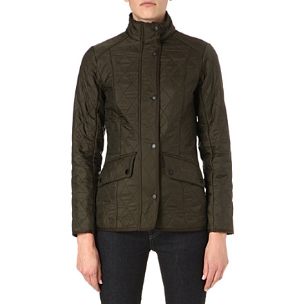 BARBOUR - Cavalry Polarquilt jacket | selfridges.com