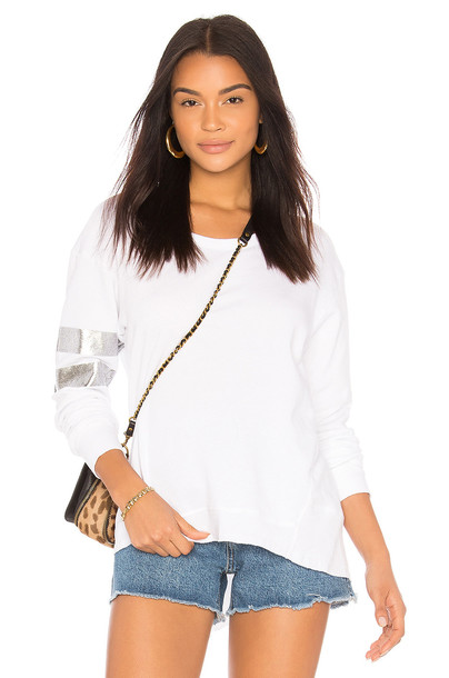 Wilt sweatshirt silver white sweater