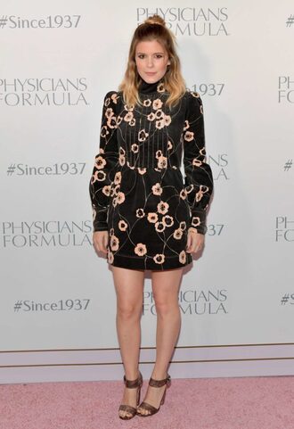 dress mini dress sandals kate mara