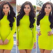 long sleeve dress,lime,lime dress,dream it wear it,bodycon dress,mini dress,bodycon,green,green dress,yellow,yellow dress,long sleeves,party,party dress,sexy party dresses,sexy,sexy dress,party outfits,summer dress,summer outfits,spring dress,spring outfits,fall dress,fall outfits,winter dress,winter outfits,classy,classy dress,elegant,elegant dress,cocktail dress,girly,date outfit,birthday dress,holiday dress,holiday season,christmas,christmas dress,romantic,romantic dress,jennifer lopez,jennifer lopez dress,clubwear,club dress