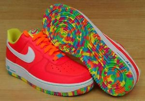 Nike air force 1 fruity pebbles (gs) af1 one sold out kids women's rare sz 4