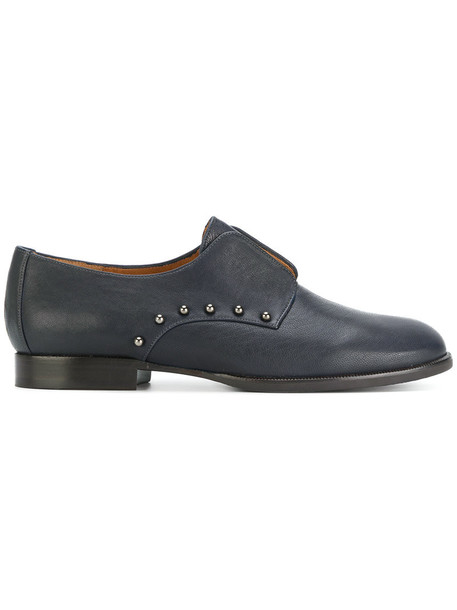 Chie Mihara women shoes leather blue