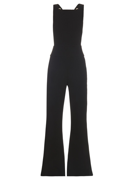 69f2759bf34 MAX MARA Placido jumpsuit in black - Wheretoget