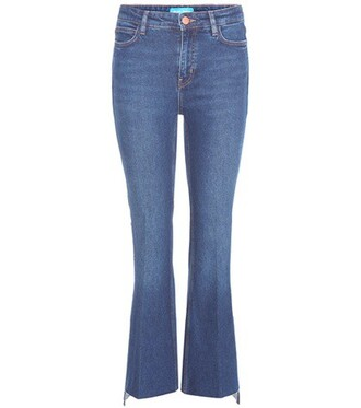 jeans flare jeans denim flare blue