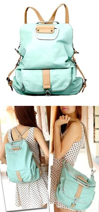 bag blue bag backpack school bag handbag shoulder bag crossbody bag magic