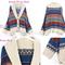 Vintage angora woman stripe sweater knitwear sz au 8-12   ebay