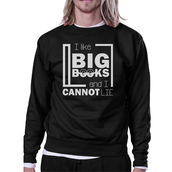 sweater,girls clothing,cute sweaters,sweatshirt,black sweatshirt,college,college clothing