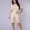 Waylay jumpsuit - nude | fashion nova