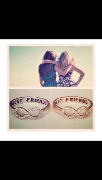 jewels ring bff