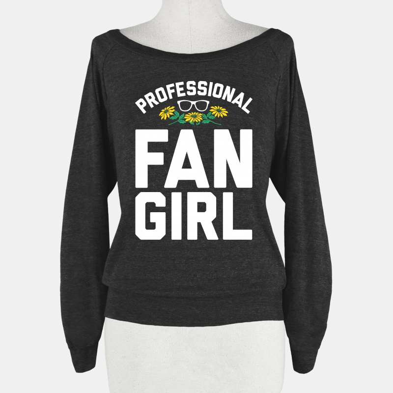 Professional Fangirl | HUMAN